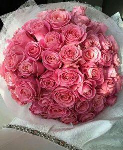 ¿Qué significan los ramos de rosas?