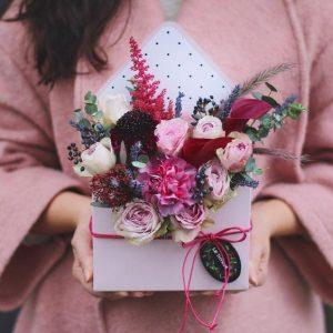 ¿Es buena idea enviar flores?