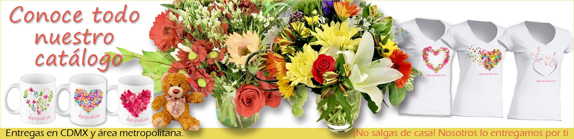 Imagen de campaña, venta de flores